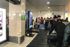 Phòng ngừa trộm cắp hành lý xách tay trên máy bay