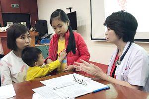 8 tuổi đã phải đặt stent động mạch vành