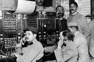 Đại chiến Thế giới I và cuộc chiến tình báo tổng lực