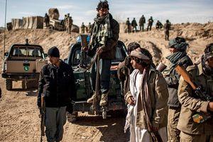 Sức nặng với Taliban giúp Nga 'giữ quân chốt' với Mỹ tại Afghanistan