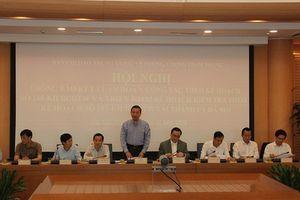 Phó Trưởng Ban Chỉ đạo Trung ương về phòng chống tham nhũng – Thượng tướng Tô Lâm làm việc với Thành ủy Hà Nội