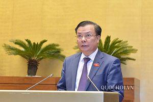 Tổng Kiểm toán Nhà nước tranh luận trước giải trình của Bộ trưởng Bộ Tài chính