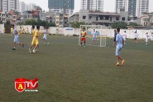 Lộ diện 16 đội bóng mạnh nhất Giải bóng đá học sinh THPT Hà Nội - Báo ANTĐ 2018