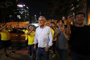 HLV Calisto và 'duyên nợ' với đội tuyển Malaysia