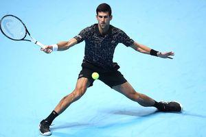 Djokovic tiến gần đến chức vô địch ATP Finals thứ sáu