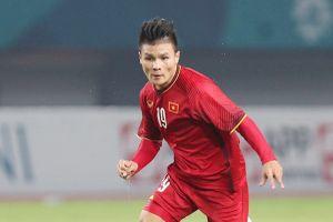 Quang Hải: 'Trước khán giả nhà, Việt Nam buộc phải thắng Malaysia'
