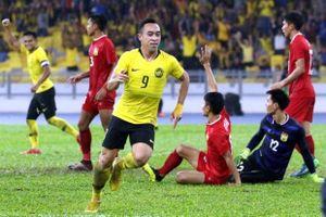 Hai ngôi sao bóng đá Malaysia nói gì khi đến Việt Nam?