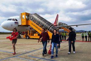 Ngăn chặn kịp thời một đối tượng đột nhập trái phép Sân bay Liên Khương