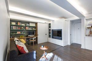 Giải pháp thiết kế cho căn nhà kích thước nhỏ