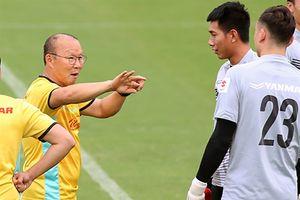 Ba bài toán của ông Park trước trận gặp Malaysia