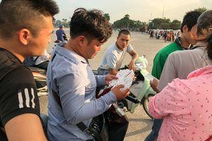 Vé chợ đen trận Việt Nam-Malasyia lên tới 4 triệu đồng một cặp