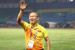 'Cảm ơn thầy Park Hang-seo' và món quà 20.11 sớm