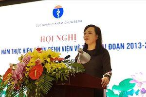 Bộ trưởng Bộ Y tế 'bày kế' giảm tải tuyến trung ương