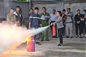 Kinh nghiệm không thể thiếu để hạn chế nguy cơ cháy nổ từ rò rỉ khí gas