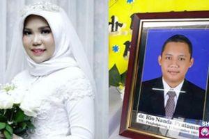 Nóng nhất hôm nay: Hôn thê của nạn nhân trong thảm kịch máy bay rơi đám cưới một mình