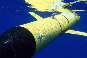 Trung Quốc lại tìm thấy UUV đáng ngờ trên biển
