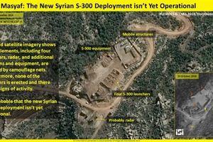 S-300 Syria chưa thể chiến đấu