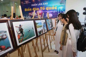 Triển lãm ảnh 'Biển đảo Tổ quốc' tại Đà Nẵng
