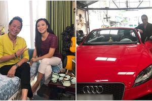 Cuộc sống của sao Việt từ đại gia ở biệt thự, có hàng chục xe sang đến vỡ nợ