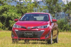 10 ô tô bán chạy nhất Việt Nam tháng 10.2018
