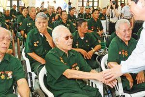 Trường hợp thương binh bị tạm đình chỉ chế độ ưu đãi
