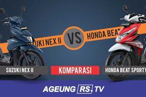 Mua xe giá rẻ, chọn Suzuki Nex hay 'đối trọng' Honda BeAT?