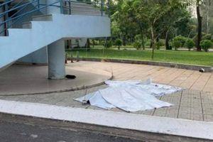 Nam sinh viên rơi lầu tử vong tại Đại học Quốc gia TP.HCM