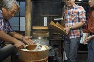 Diễn viên Lê Chi khám phá Nhật Bản qua trải nghiệm du lịch xanh