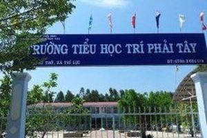 'Giơ cao đánh khẽ' cán bộ vi phạm ở huyện Thới Bình, Cà Mau?