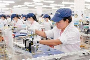 Các ngành công nghiệp trọng điểm tăng trưởng ấn tượng