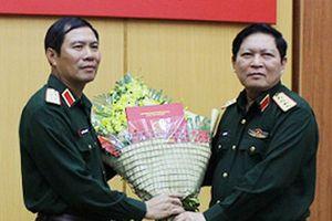 Bộ Quốc phòng có 1 tân phó tổng tham mưu trưởng, 2 tư lệnh quân khu