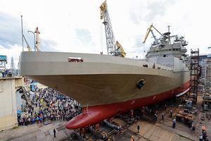 Nga sắp thử nghiệm tàu tấn công đổ bộ Pyotr Morgunov