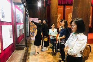 Hơn 200 tư liệu tại triển lãm linh vật nghê Việt