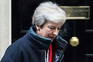 Nội các Anh họp khẩn về Brexit