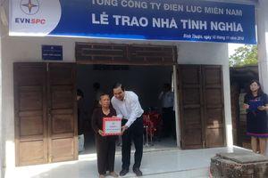 Điện lực miền Nam tặng nhà cho gia đình chính sách ở Bình Thuận