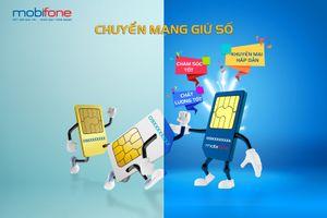 MobiFone đã sẵn sàng cho dịch vụ chuyển mạng giữ nguyên số (MNP)