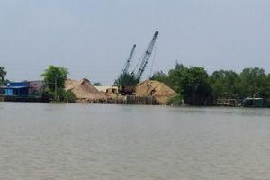 Sông Đồng Nai bị 'bức tử' vì cát tặc lộng hành