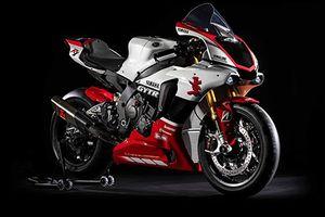 Ngắm siêu môtô Yamaha R1 GYTR đặc biệt chỉ 20 chiếc
