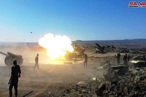 Quân đội Syria đánh đâu thắng đó tại vùng núi chiến lược al-Safa