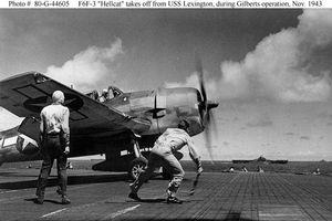 Chiến đấu cơ nào của Mỹ đã đập tan 'cơn ác mộng' Zero của Nhật?