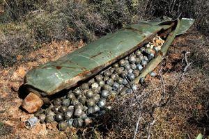 Syria tố Mỹ dùng bom chùm tấn công vào Der ez-Zor