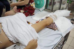 Thanh niên bị chém nát chân ở Phú Thọ: Lời khai lạnh gáy của tên cầm đầu