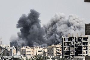 Ít nhất 20 phiến quân IS bị tiêu diệt sau mưa hỏa lực của liên minh do Mỹ dẫn đầu