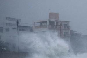 Các cơn bão xuất hiện với tần suất ngày một dày và nguy hiểm
