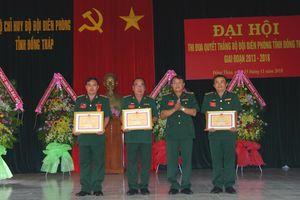 BĐBP Đồng Tháp đẩy mạnh phong trào Thi đua Quyết thắng