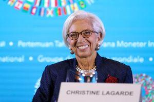 Giám đốc IMF thúc giục các nước nghiên cứu tung tiền mã hóa riêng