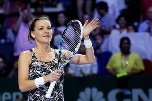 Cựu á quân Wimbledon Radwanska giải nghệ quần vợt ở tuổi 29