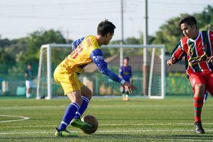 Người Việt ở Nhật Bản mê bóng đá 'phủi'