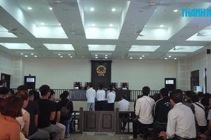 Chém người vì bị chửi trên Facebook, nhóm côn đồ chợ Tân Lập lãnh án