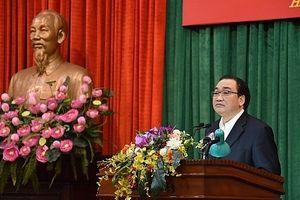 Bí thư thành ủy Hoàng Trung Hải: Không để vi phạm nhỏ trở thành vi phạm lớn